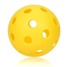 70mm Pickleball Bouncy Durable Ball for Outdoor & Indoor Exercise Activity Play