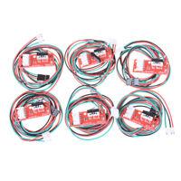 6sets Endstop Limit Mechanical End Stop Switch Cables For CNC 3D Printer Ramps D
