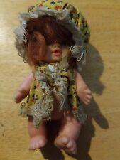 Vintage 1966 Uneeda Baby Pee Wee Doll