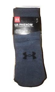 Under Armour UA Phenom Crew Socks 3-Pairs Men's 8-12 $20