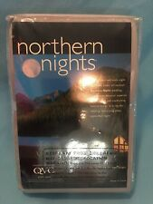 Northern Nights Olympia 1000TC 100% Cotton Pillowcases Slate Blue NEW
