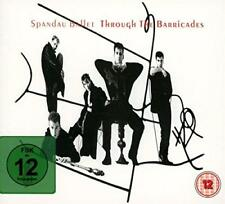 Spandau Ballet - Through The Barricades (Remastered) (NEW CD+DVD)