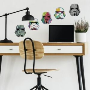 Stormtroopers Artistic Wall Decor Star Wars Room Decor Stickers Storm Trooper