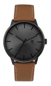 Chpo Brand Watch Armbanduhr Uhr Khorshid Funk Metal Brown Vegan & PETA