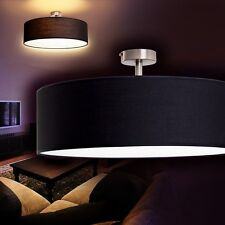 Black ceiling light modern flush lamp decor design spot lighting style 131657