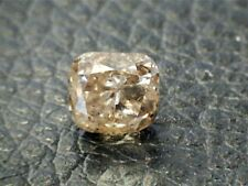 1.08 CT Cushion  Brown  Fancy Loose Diamond! GIA