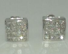 Excellent Cut SI1 Fine Diamond Earrings