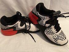 Adidas Y-3 Roland Garros Sneakers Tennis Shoes Athletic Zebra Striped Men Sz 8
