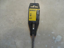 "DEWALT DW5432 ROCK CARBIDE SDS+ Hammer Drill Bit - 3/8"" X 24"""