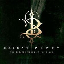 Skinny Puppy - Greater Wrong of the Right [New CD] Digipack Packaging