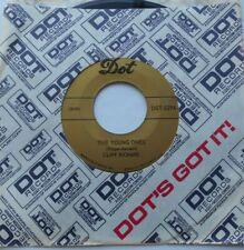 CLIFF RICHARD Wonderful to be Young / The Young Ones Ex CANADA '60s DOT 45