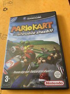 Nintendo Mario Kart: Double Dash Nintendo Gamecube PAL Complete - Retro
