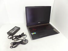 "Asus ROG G752VY-DH72 17.3"" Gaming Laptop i7-6700HQ 32GB 256GB 1TB GTX 980M W10 U"