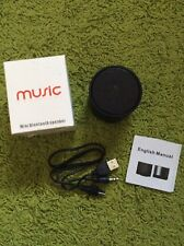 Música Mini Altavoz Bluetooth YX-S10