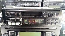ALPINE 7513M RADIO receptor reproductor de cassette control de cambiador de CD
