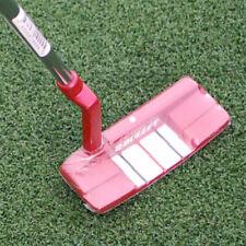 "Bullet Golf BL2 35"" Red Putter- NEW"
