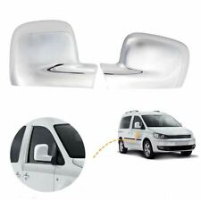 For VW Caddy Transporter T5 wing mirror cover cap chrome / Left&Right