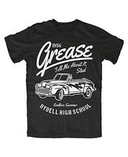 Grease premium T-shirt Rockabilly,Pin up,Tattoo,Kult,50er Gang,The Wanderers