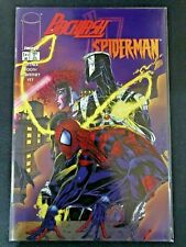 Backlash & Spider-Man 1-2 - IMAGE Comics - 1996 - Near Mint
