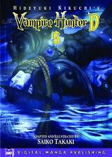 Vampire Hunter D Vol. 5 NEW