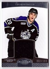 Luc Robitaille 2011-12 Panini Dominion JERSEY Los Angeles Kings #'d 37/100