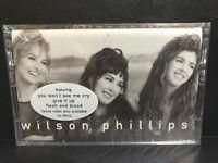 Wilson Phillips Shadows and Light Music Cassette Tape NEW