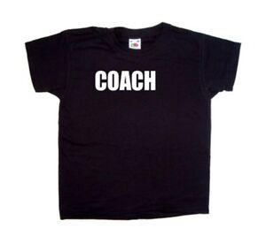 Coach Kids T-Shirt