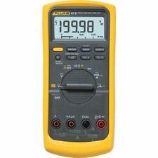 Fluke 87v True Rms Industrial Multimeter With Temperature