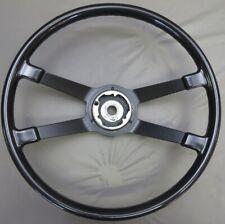 1969-72 Porsche 911T 400mm Ebonite Steering Wheel - Excellent - 901.347.081.00