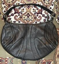 Beautiful Banana Republic Brown Leather Metallic Boho Handbag Originally $125