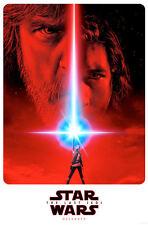 "Star Wars - The Last Jedi ( 11"" x 17"" ) Movie Collector's Poster Print - B2G1F"