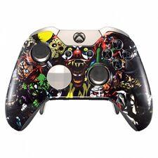 """Scary Party"" Original Xbox One ELITE UN-MODDED Custom Controller Unique Design"