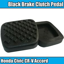 1x Foot Brake / Clutch Pedal For Honda Civic Acura Accord Pad Rubber Covers
