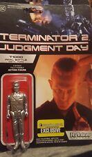 Terminator 2 figura de reacción metálicas T-1000 Nuevo