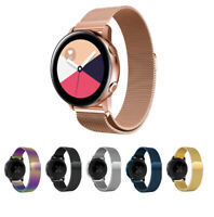 Milanese Magnetic Wristwatch Band Strap For Samsung Galaxy Watch Active 1 2