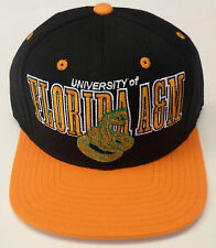 NCAA University of Florida A&M Rattlers Adidas Cap Hat Snap-Back OSFA NEW!!