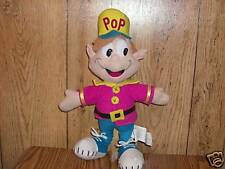 Kellogg's Rice Krispies Mascot Pop plush doll