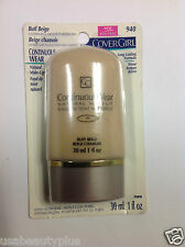 CoverGirl Continuous Wear Natural Make up ( BUFF BEIGE ) ORIGINAL FORMULA