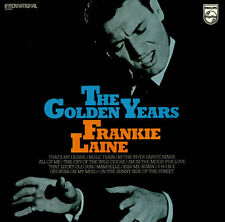 FRANKIE LAINE The Golden Years 1974 UK  Vinyl LP  Excellent Condition record