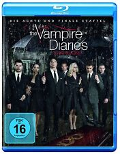 THE VAMPIRE DIARIES DIE KOMPLETTE STAFFEL 8 FINALE SEASON 8 BLU-RAY DEUTSCH