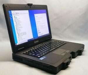 Getac S400 G2 i5-3320M 8GB RAM 128GB SSD Touch WiFi Win10 Pro 3370
