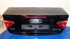 AUDI A5 COUPE REAR BOOTLID 3 DOOR 2011 MODEL FREE P&P