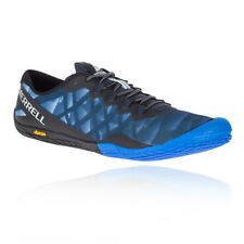 ff0d7dcae368 Merrell Mens Vapor Glove 3 Trail Running Shoes Trainers Sneakers Blue Sports