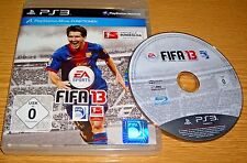 FIFA 13 EA-Sports / Spiel für PS3 Sony Playstation 3