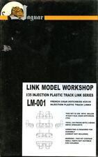 Jaguar 1:35 Link Model Workshop Hotchkiss H35 H39 Tracks - Plastic #LM001