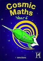 Cosmic Maths Year 6 by Tibbatts, Sonia (Paperback book, 2017)