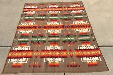 "Vintage Pendleton South Western Aztec Blanket 73""x60"" Reversible Chief Joseph"