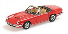Maserati Mistral Spyder 1966 Red 1:43 Model MINICHAMPS
