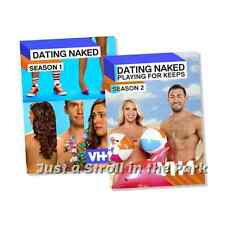 Dating Naked: VH1 Reality TV Series Complete Seasons 1 & 2 Box / DVD Set(s) NEW!