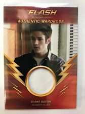 The Flash Season 1  Grant Gustin As Barry Allen Short Print Wardrobe Card M23